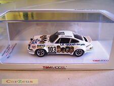 1:43 TSM, 1973 Porsche 911 RS 2.7 #103 Tour de France, TrueScale Miniatures