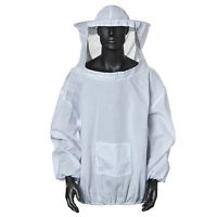 Beekeeping s Bee Keeping FULL BODY Suit with Removable s Hood Hat Best _A EB