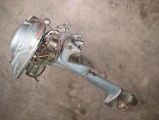 Vintage Sea King 3 HP Outboard Motor