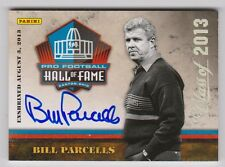 2013 Panini Black Friday Hall of Fame Class of 2013 Autographs #5 Bill Parcells