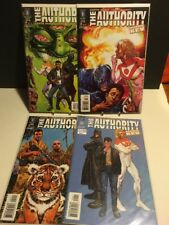 AUTHORITY: MORE KEV #1 -4 Complete 4 issue mini series - 2004 DC Wildstorm