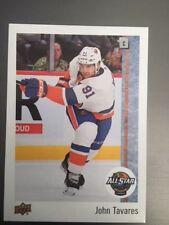 2018 NHL All Star Game Upper Deck John Tavares #6 New York Islanders UD