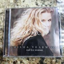 Trisha Yearwood - Real Live Woman CD Very Good Condition