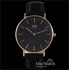 Daniel Wellington Damen Uhr Classic Black Sheffield DW00100139