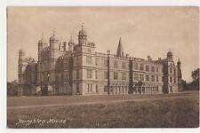 Burghley House Postcard, B092