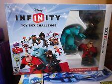 Disney Infinity: Starter Pack (Nintendo 3DS)