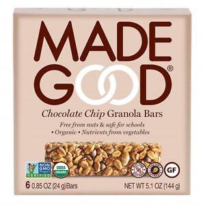 Made Good Chocolate Chip Granola Bars