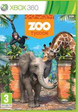 Microsoft Xbox 360 Game - Zoo Tycoon (boxed)