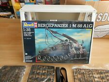 Revell Bergepanzer 1 M 88 A1G on 1:35 in Box
