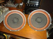 VINTAGE RSC / JENSEN (RADIO SPEAKERS CANADA) ALNICO 10 INCH SPEAKER 8 OHM RATED