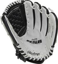 "Rawlings Softball Series 12.5"""" Slow Pitch Softball Glove - Right Hand Throw, Ne"