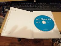 Nintendo Wii Game Wii Sports Bowling TENNIS GOLF BOXING Etc GWO FAST Free POST