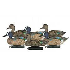 Dakota Decoys Blue Winged Teal Duck Decoy 6 Pack