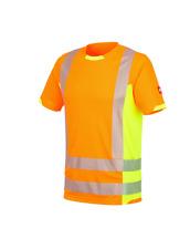 £42 Engelbert Strauss Work T-shirt Warnschutz Motion 2020 High Visibility Tshirt