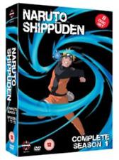 Naruto - Shippuden: Complete Series 1 (UK IMPORT) DVD [REGION 2] NEW