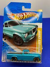 Hot Wheels 2011 New Models 1963 Studebaker Champ Blue