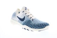 Nike FreeTR Flyknit 2 Indigo 904656-104 Womens Blue Athletic Running Shoes 7