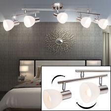 Plafonnier Design Luminaire sportif Bâton Spot tournant Longueur 78 cm Salon