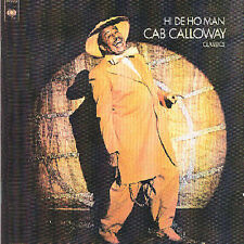 Hi De Ho Man by Cab Calloway (CD, Apr-2001, MSI Music Distribution)