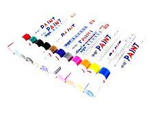 Universal Waterproof Paint Marker Set 12 Colors Fine Paint Oil Based Art Pen