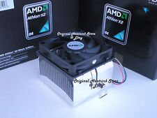 AMD Athlon 64 Heatsink CPU Cooling Fan for X2 7450-7550-7750-7850 AM2+ New