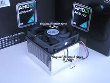 AMD Athlon 64 Heatsink CPU Cooling Fan for X2 7450-7550-7750-7850 AM2+ New