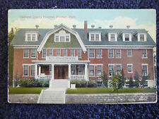 1915 Oakland County Hospital in Pontiac, Mi Michigan PC
