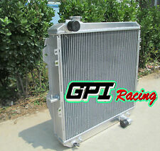 aluminum radiator  For Toyota HILUX LN106 LN111 Diesel 88-97manual and auto