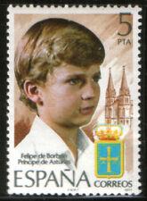 Año 1977 - 2449 Felipe de Borbón. Príncipe de Asturias
