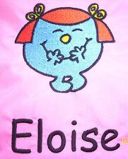 Personalised Little Miss Giggles Nursery/Drawstring Bag