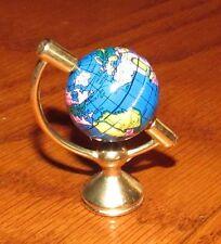 Vintage Miniature Globe, New Old Stock