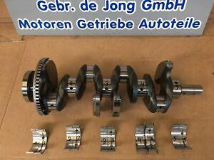 Kurbelwelle  Opel Saab 2,0L Turbo A20NFT 55558925