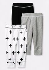 Cloud Island Infant Boy/Girl Pants Bottoms 3 Pack 100% Cotton Select Size (3834)