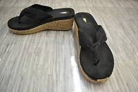 Volatile Kayland Wedge Sandal - Women's Size 9, Black
