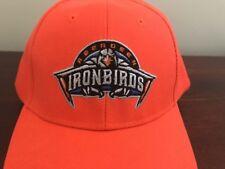 Aberdeen Ironbirds Orange Adjustable Baseball Cap/ Hat Baltimore Orioles NEW