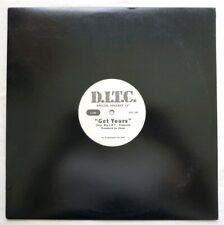 1999 - D.I.T.C. - GET YOURS / WHERE YOU AT? - PROMO BIG L O.C. DIAMOND D BIG PUN