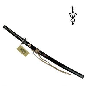 Japanese Hattori Hanzo Kill Bill Budd's Katana Samurai Sword