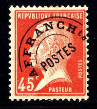 FRANCE Préoblitéré  67, neuf xx. Préo