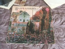 Black Sabbath, same, Vertigo Swirl, Dunbar edition