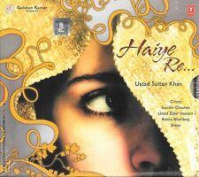 USTAD SULTAN KHAN - HAIYE RE.... BRAND NEW MUSIC CD - FREE UK POST