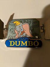 Disney Pin Dumbo Park Pack Hinged Variation 3 Le 750
