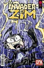 INVADER ZIM #35 ONI PRESS COVER B 1ST PRINT Jhonen Vasquez