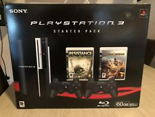 Playstation 3 60gb Starter Pack Boxed