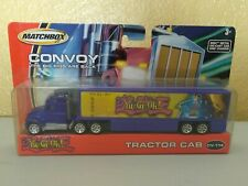 Matchbox Convoy, YU-GI-OH Tractor Cab CY-114 New in Box