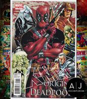 X-Men Origins Deadpool One Shot #1 NM 9.4 (Marvel)