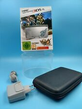 jeu video console nintendo new 3DS XL edition monster hunter4 ultimate