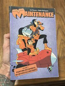 Maintenance Vol 3 Graphic Novel TPB Issues 7-10 Massey Rodriguez Oni