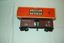 LIONEL  #3484  PA OPERATING  BOX  CAR