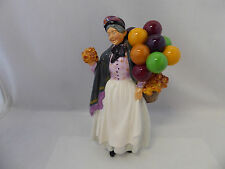 "Vintage Royal Doulton Figurine ""Biddy Penny Farthing"" Hn1843"