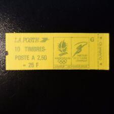 CARNET MARIANNE DE BRIAT N°2715-C5A NEUF ** LUXE MNH COTE 17€